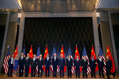 США решили продолжить торговую войну с Китаем до выборов президента