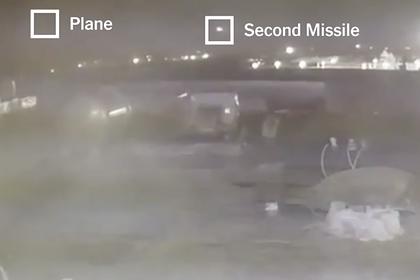 Стало известно о второй попавшей в украинский самолет иранской ракете photo