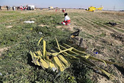 Украина запросила у Ирана черные ящики сбитого самолета