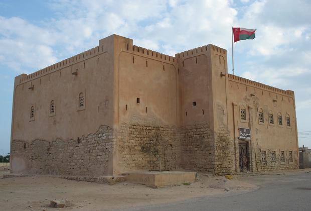 Форт в Мирбате