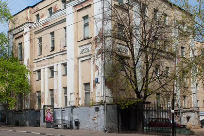 Бывшее отделение полиции выставили на аукцион в Москве