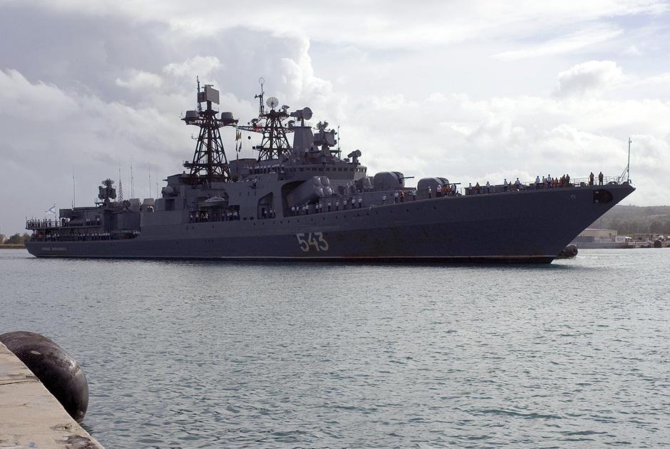 В 2020 году ТОФ должен получить отремонтированный большой противолодочный корабль (БПК) «Маршал Шапошников», принятый на вооружение ВМФ СССР еще в феврале 1986 года. Переклассифицированный после ремонта во фрегат БПК получит современные средства противовоздушной обороны (ПВО) и высокоточные противокорабельные ракеты— в частности, «Калибр-НК» и, в перспективе, «Циркон».