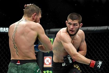UFC предлагал Макгрегору реванш с Нурмагомедовым
