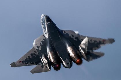 Поставки Су-57 пошли нормально по плану