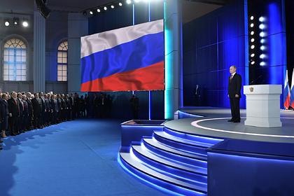 Путин предложить усилить роль губернаторов и Госсовета