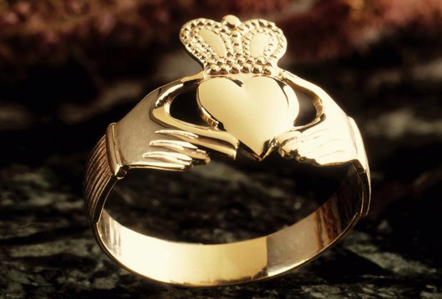 Кладдахское кольцо из золота