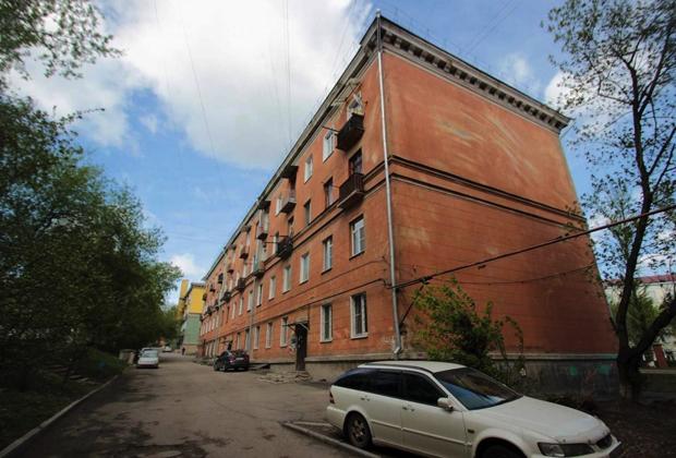 Иркутск, улица Боткина
