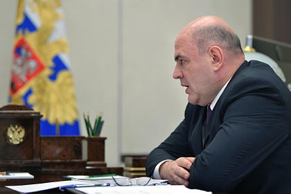 Мишустин после встречи с Путиным приехал в Госдуму
