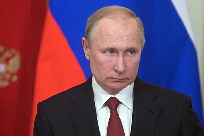 В Европарламенте ответили на слова Путина о причинах начала Второй мировой