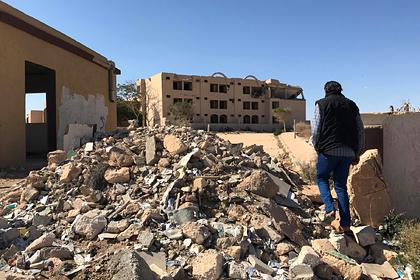 НАТО открестилось от новой военной операции в Ливии