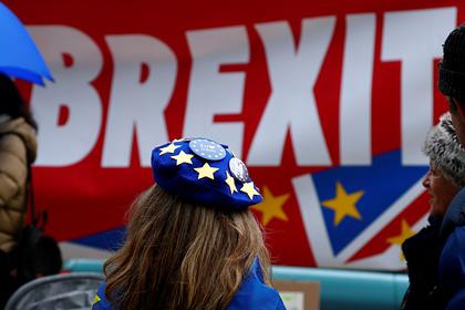 Европарламент ратифицирует договор о выходе Великобритании из Евросоюза