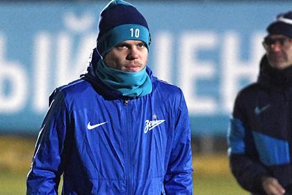 Отсидевший Кокорин забил первый гол за «Зенит» в 2020 году