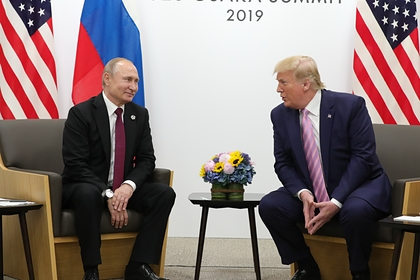Стало известно о желании Трампа встретиться с Путиным до инаугурации