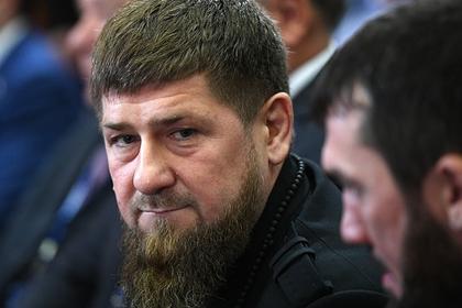 Временную нетрудоспособность Кадырова объяснили