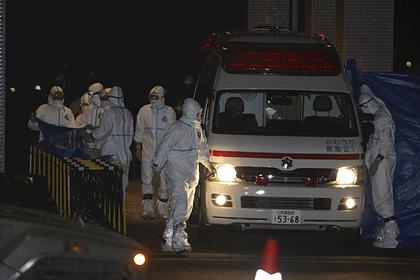 Новый китайский вирус проник в Японию