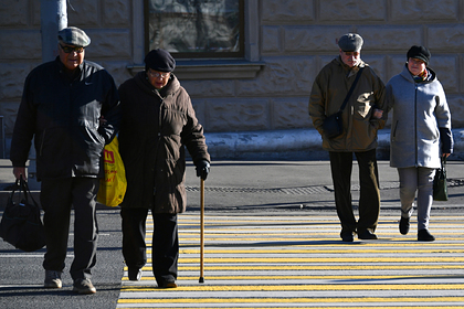 Россию похвалили за пенсионную реформу