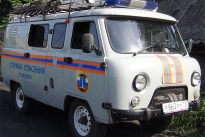 Четырнадцать россиян пострадали при опрокидывании пассажирского автобуса