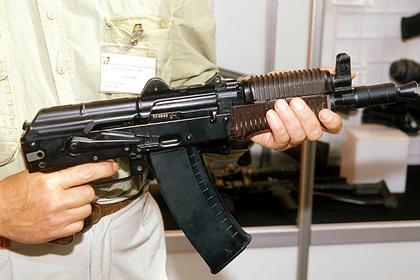 Российские пенсионеры наладили подпольное производство оружия