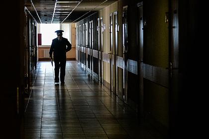 Задержанный россиянин покончил с собой в отделе полиции