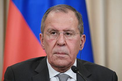 Лавров прокомментировал свою работу после отставки