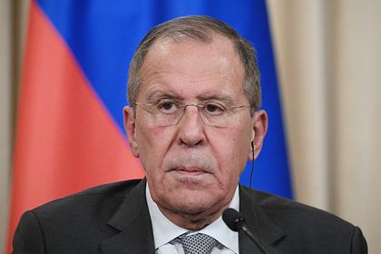 Лавров оценил идею Путина изменить Конституцию