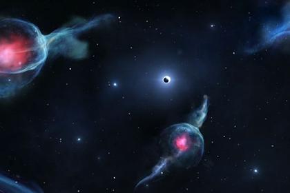 В центре Млечного пути нашли объекты неизвестной природы