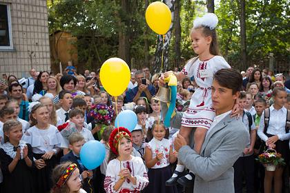 На Украине ликвдировали русскоязычные школы
