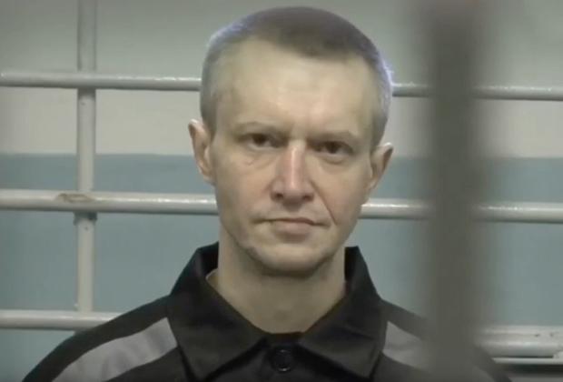 Александр Пичушкин в колонии «Полярная сова»
