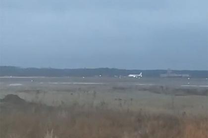 Названа причина посадки SSJ-100 на недостроенную полосу вблизи аэропорта
