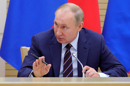 Путин заявил об исполнении Россией «неправовых» решений ЕСПЧ