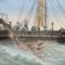 Гигантский кальмар, пойманный французским судном «Алекто». Тенерифе, 30 ноября 1861 года
