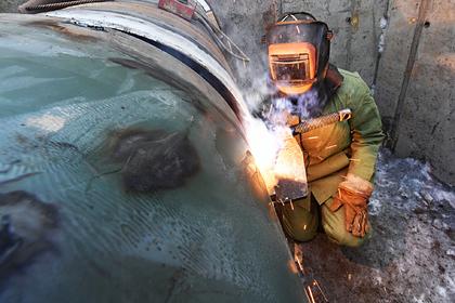 Украина отказалась строить газопровод для СПГ из США