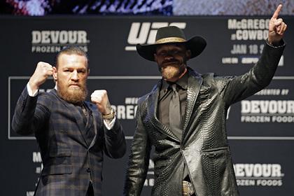 Поведение Макгрегора перед возвращением в UFC связали с влиянием Нурмагомедова