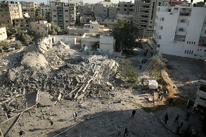 Израиль ударил по сектору Газа в ответ на запущенные воздушные шары