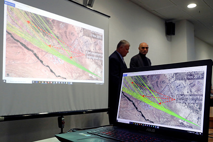 Украина обратилась к шести странам из-за авиакатастрофы Boeing737 в Иране