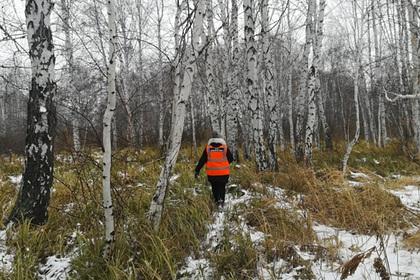 Россияне обнаружили под деревом сидящий труп пропавшей два месяца назад женщины