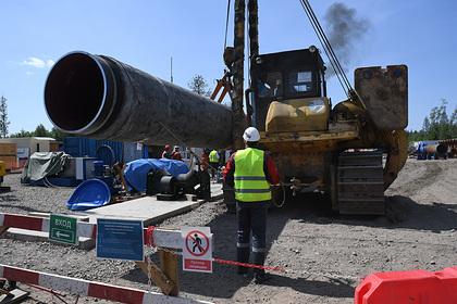«Северные потоки» попросили помощи у Германии