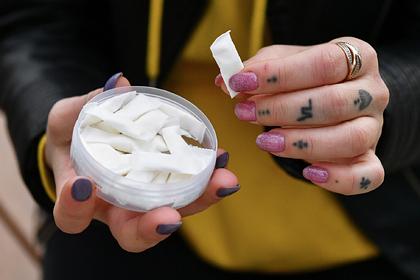 В России зафиксирована первая смерть от употребления снюса