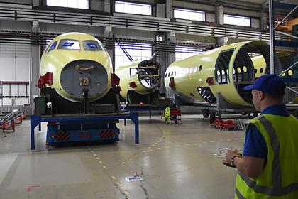 Производитель Sukhoi SuperJet нацелился на европейскую авиакомпанию
