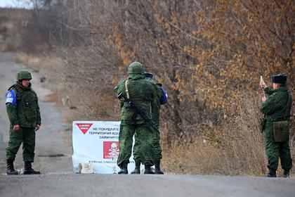 Стали известны детали переговоров о разведении войск в Донбассе