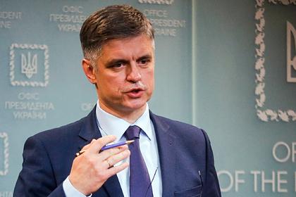 Глава МИД Украины назвал зарплаты министров неуважением к государству