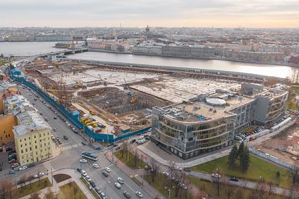 Конкурс концепций парка «Тучков буян» в Петербурге собрал рекордное число заявок