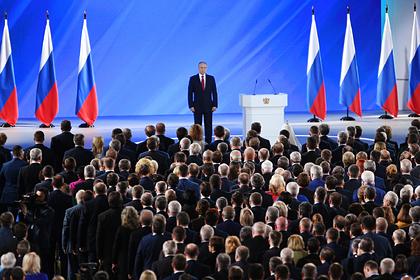 Рейтинг одобрения россиянами Путина вырос