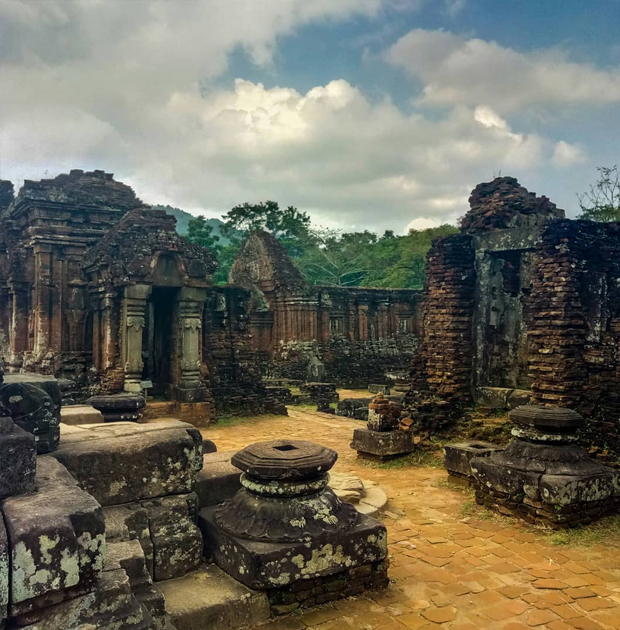 Комплекс индуистских храмов Мишон