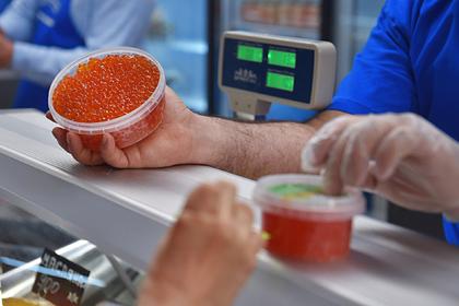 В российской красной икре затруднились найти ДНК лососевых