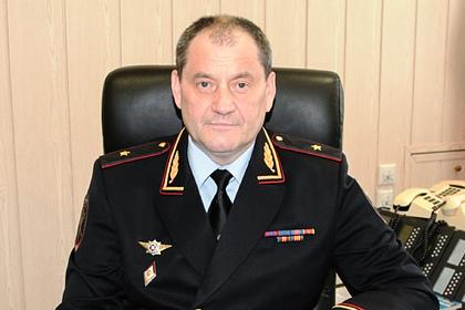 Главу МВД Коми арестовали за взятку