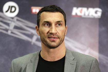Владимир Кличко посчитал MMA «гораздо сложнее» бокса