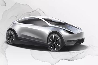 Tesla показала новую модель