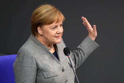Меркель поздравила Мишустина со вступлением в должность премьера России