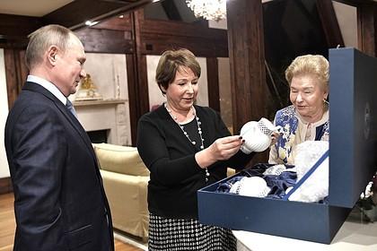 Путин поздравил дочь Ельцина с днем рождения